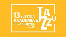 Bilety na 13. edycję Letniej Akademii Jazzu w klubie Wytwórnia!