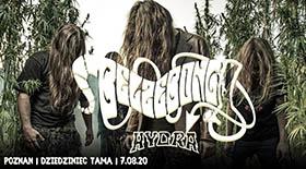 Bilety na koncert Belzebong na dziedzińcu Tamy!