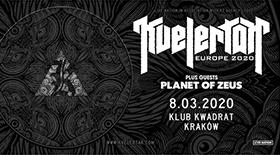 Bilety na koncert Kvelertak w Kwadracie!