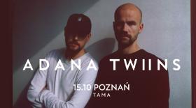 Bilety na Adana Twins w Tamie