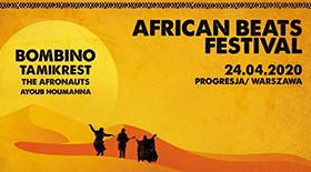 Bilety Na African Beats Festival 2020