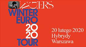 Bilety na koncert Algiers w klubie Hybrydy!