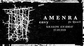 Bilety na koncert Amenra w Krakowie