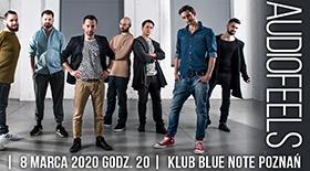 Bilety Koncert AudioFeels w Blue Note