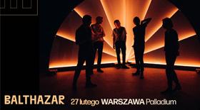 Bilety na koncert Balthazar