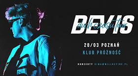 Bilety na koncert be vis w Poznaniu