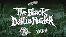 Bilety na koncert The Black Dahlia Murder w Hydrozagadce!