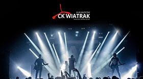 Bilety na koncerty w CK Wiatrak