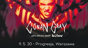 Bilety na Conan Gray