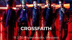 Bilety na koncert Crossfaith