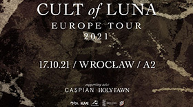 Bilety na koncert Cult of Luna we Wrocławiu
