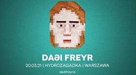 Bilety na koncert Dadi Freyr