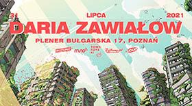 Bilety na koncert Daria Zawiałow Betonowy Las