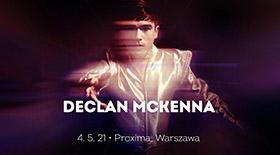 Bilety na koncert Declan McKenna