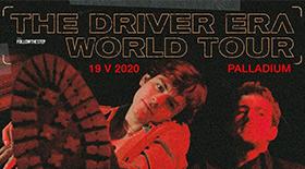 Bilety na The Driver Era w Polsce!