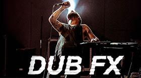 Bilety na koncerty Dub FX 2021