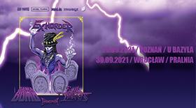 Bilety na koncerty Exhorder