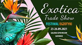 Bilety na Exotica Trade Show – Festiwal Egzotyki