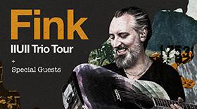 bilety na koncerty FINK!