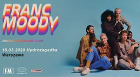 Bilety na koncert Franc Moody w Hydrozagadce!