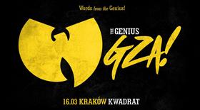 Bilety na koncert WU-TANG CLAN: GZA