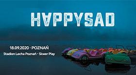 Bilety na koncert Happysad w Poznaniu!