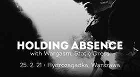 Bilety na koncert Holding Absence