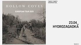 Bilety na Hollow Coves w warszawskiej Hydrozagadce!