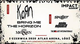 Bilety na IMPACT Festival 2020
