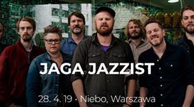 Bilety na koncert Jaga Jazzist