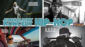 Juwenaliowy Festiwal Hip-Hop 1