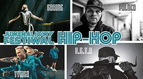 Bilety na Juwenaliowy Festiwal Hip-Hopowy