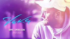 Bilety na koncert KęKę w Operze Leśnej w Sopocie