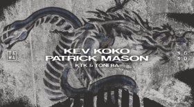 Bilety na Kev Koko & Patrick Mason w Tamie!