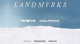 Bilety na koncert LANDMVRKS w Pogłosie!
