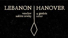 Bilety na koncert Lebanon Hanover