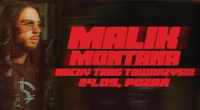 Bilety na Malik Montana w Poznaniu Nocny Targ Towarzyski