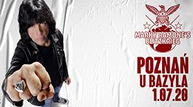 Bilety na koncert Marky Ramone w Poznaniu!