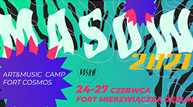 Bilety na Masow Art & Music Camp | Cosmos 2021