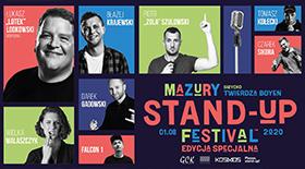 Bilety na Mazury Stand-up Festival