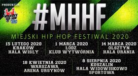 Bilety na Miejski Hip Hop Festival