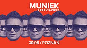 Muniek na koncercie w Poznaniu!