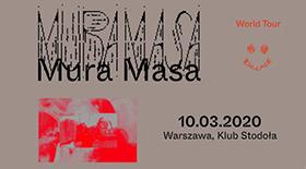 Bilety na Mura Masa w Warszawie!