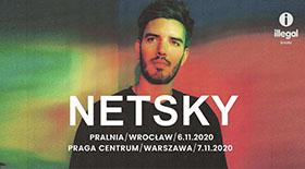 Bilety na występ Netsky