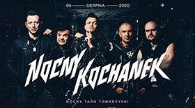 Bilety na Nocny Kochanek na Nocnym Targu Towarzyskim!