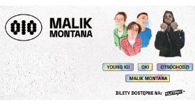 Bilety na OIO & Malik Montana