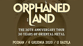 Bilety na Orphaned Land