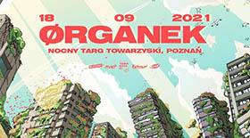 Bilety na koncert Organek Betonowy Las