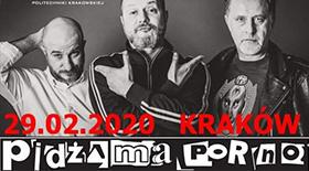 Bilety na Pidżama Porno w klubie Kwadrat!
