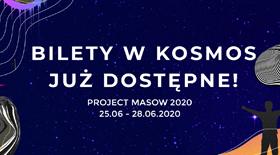 Bilety na Projekt Masow 2020!